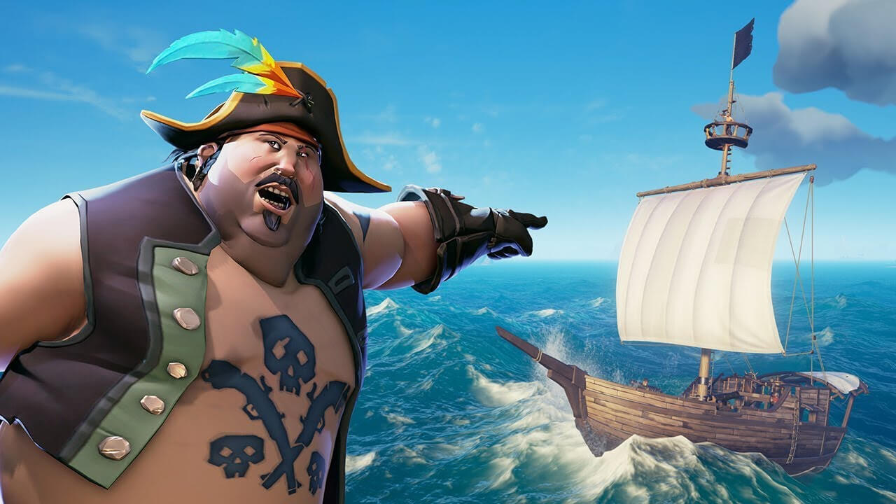 Sea Of Thieves install size being cut in half