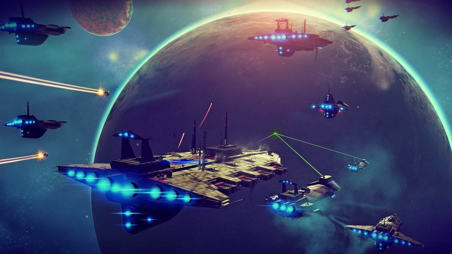 Nomad Squadron is a No Man's Sky fan film starring a little girl and a pro wrestler