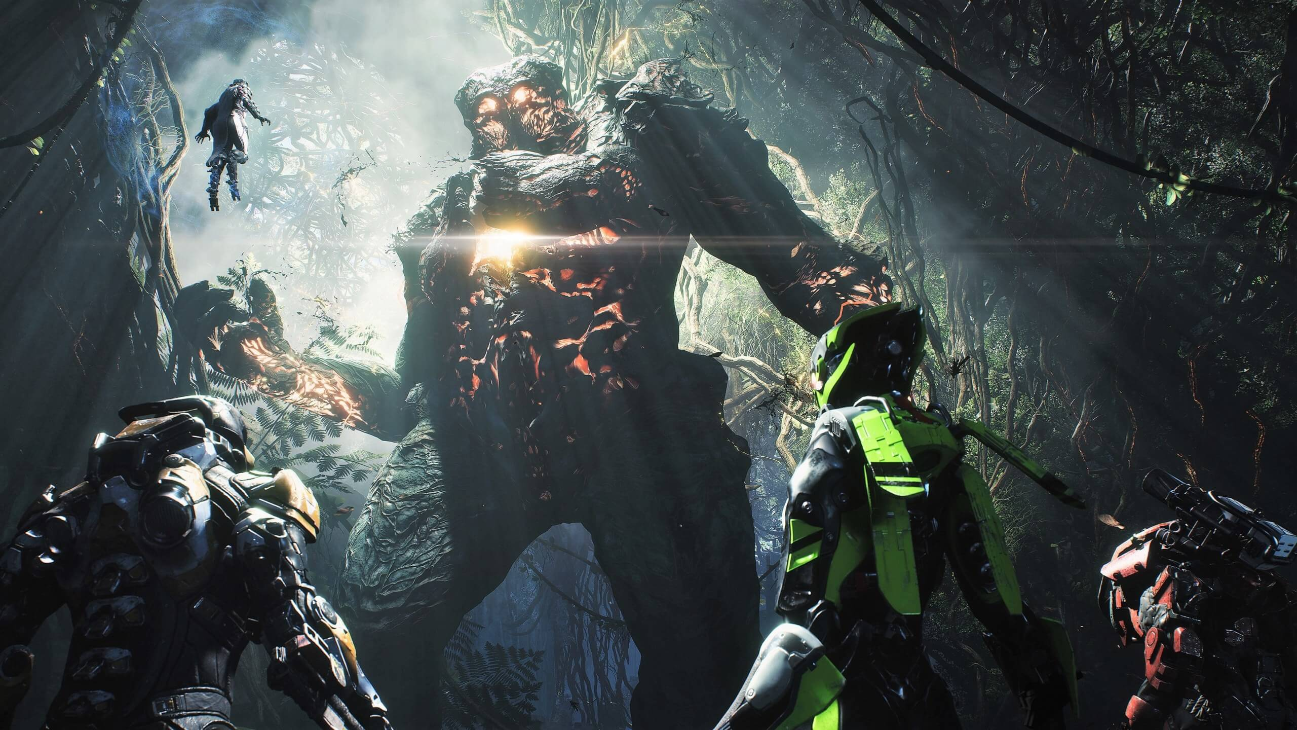 Anthem demo pre-loading is underway ahead of Friday's roll-out