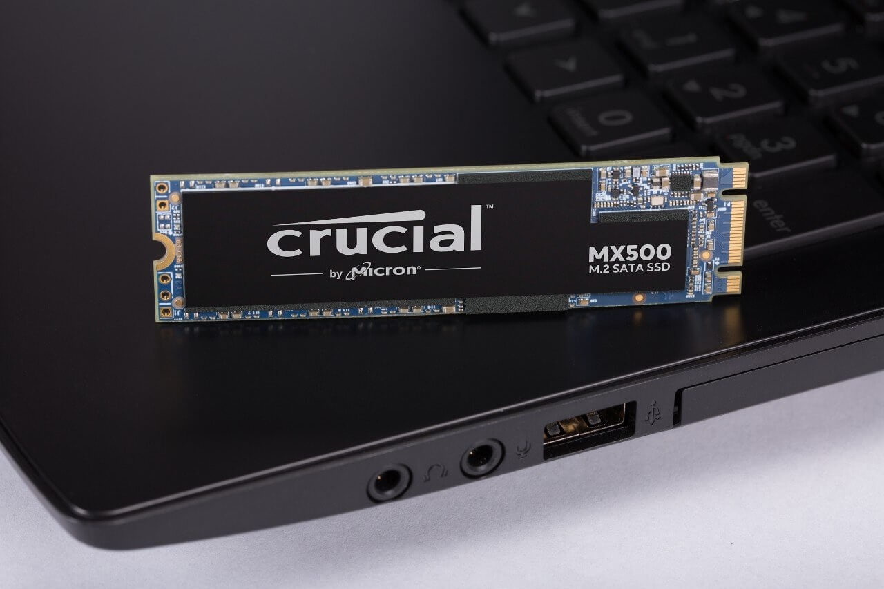 driver crucial download mx500