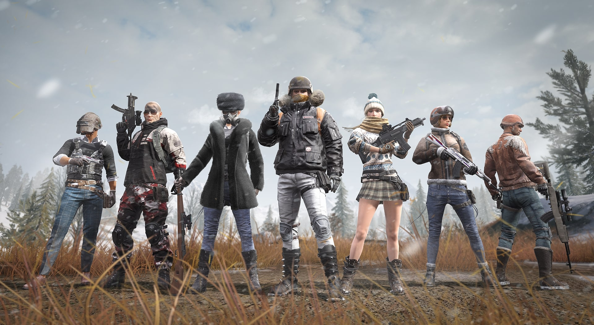 PUBG Lite beta test: a free to play PUBG with lower system