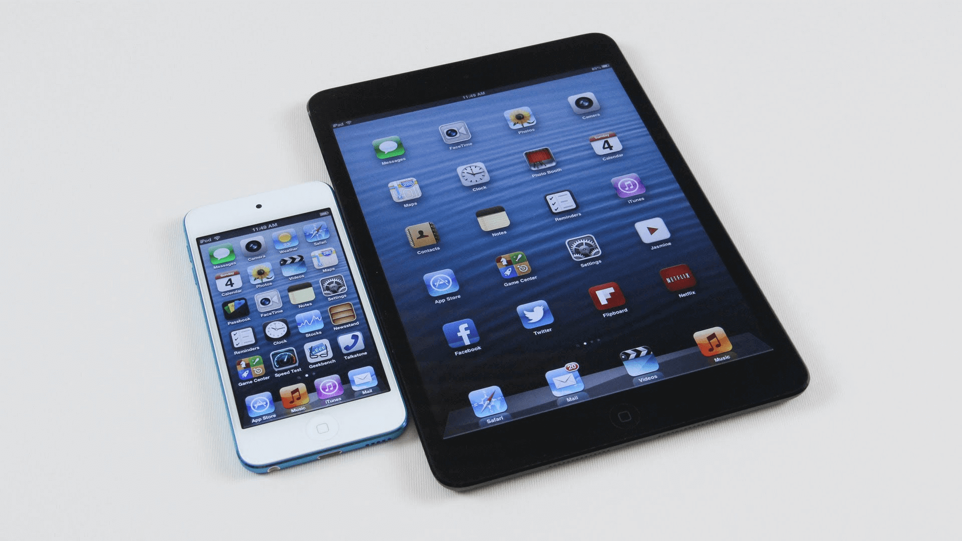 Apple could have a 7th-gen iPod touch and new iPads in the works