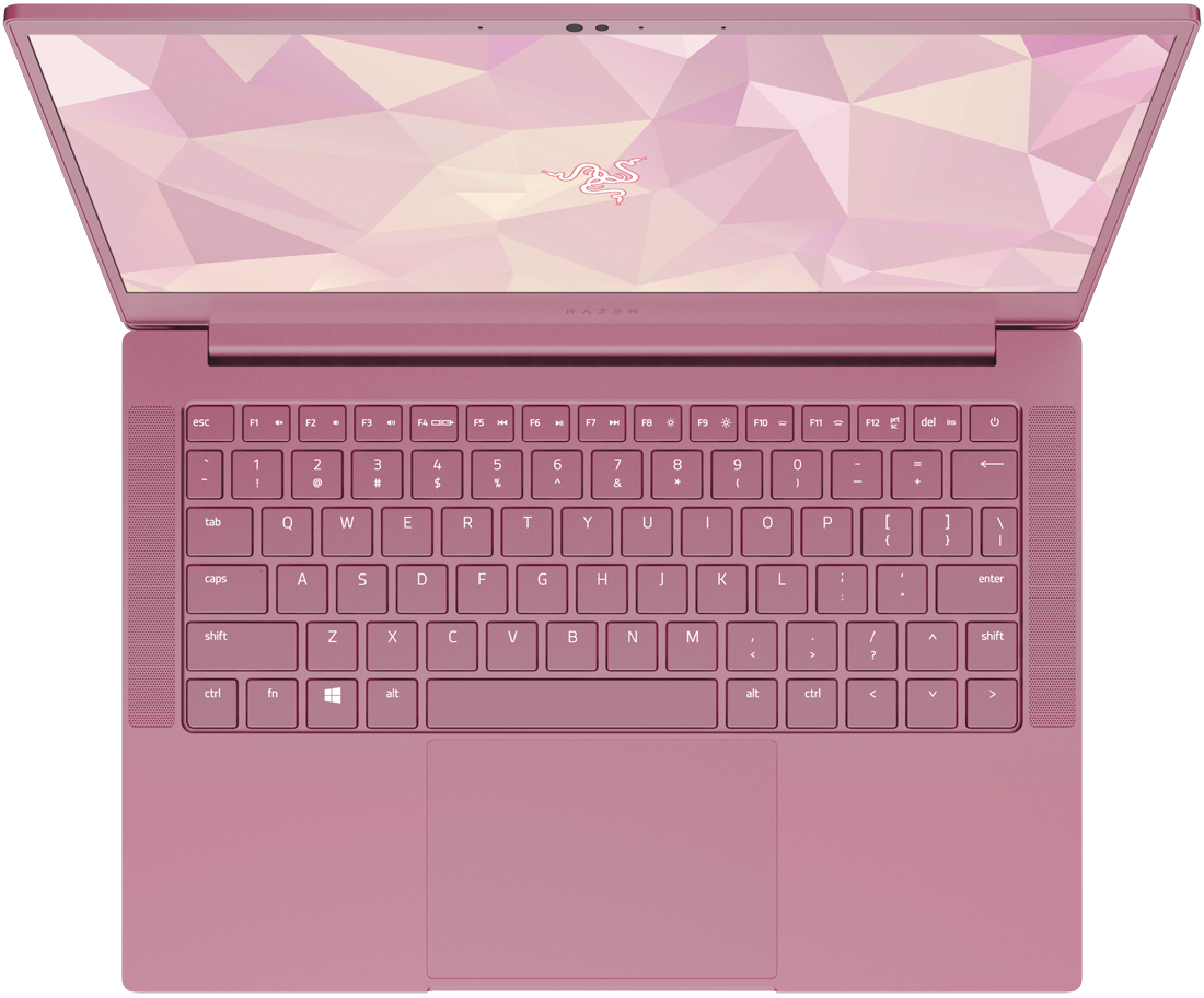 Razer Hits Its Hardware With A Splash Of Pink Techspot