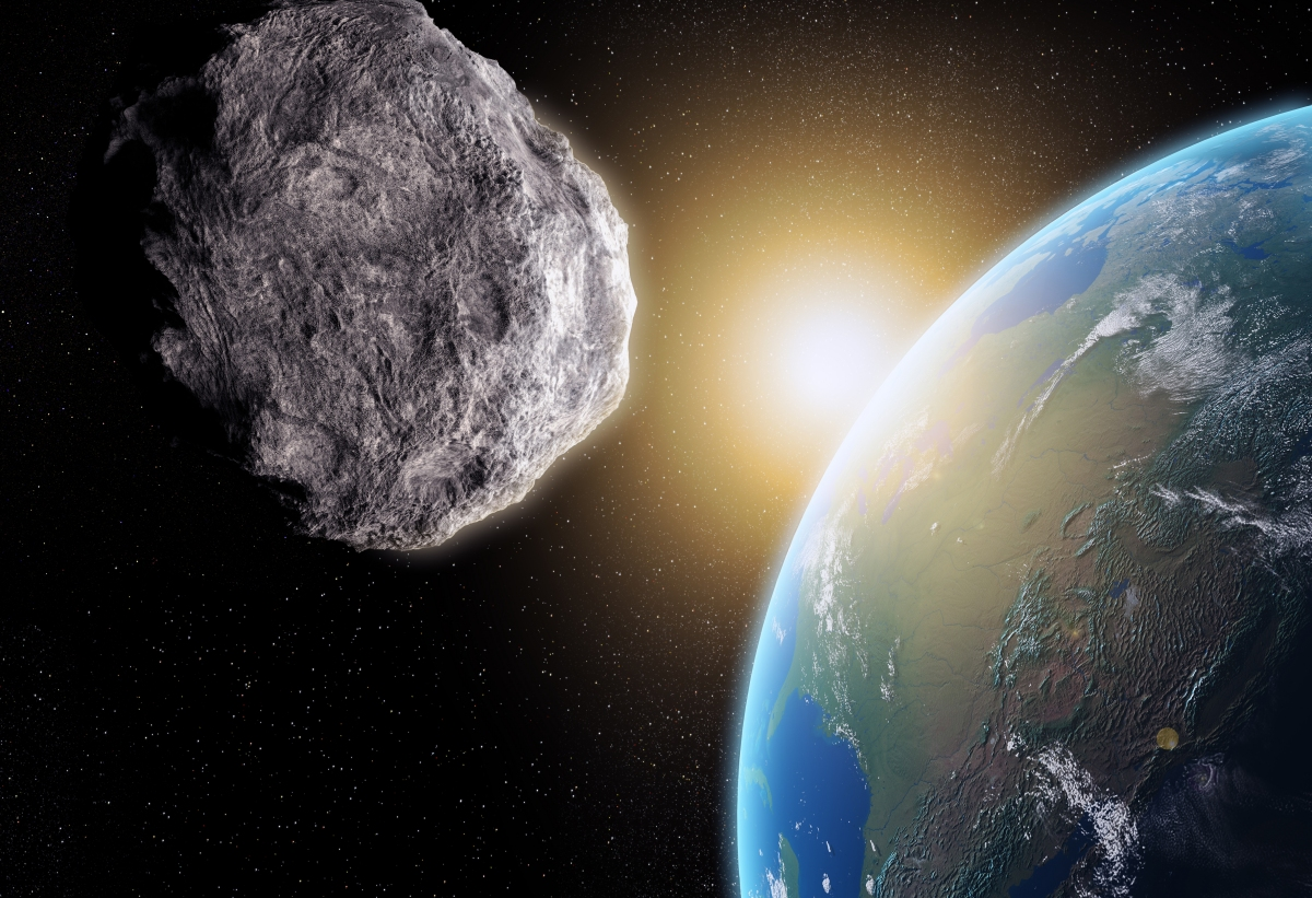 NASA is preparing to test an asteroid defense system