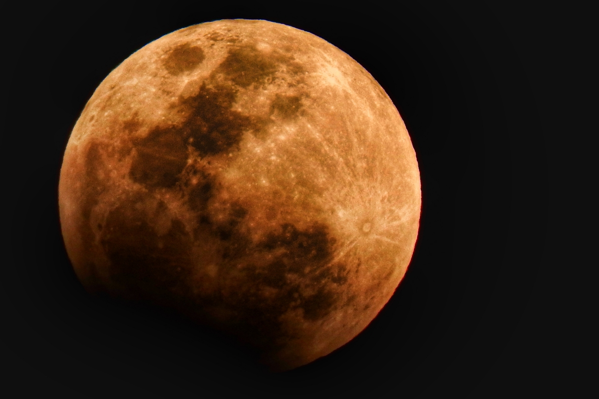 Meteoroid that hit the moon during lunar eclipse was small but packed a big punch