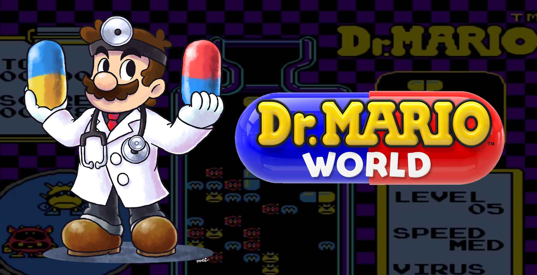 Dr. Mario World is coming to iOS and Android this summer