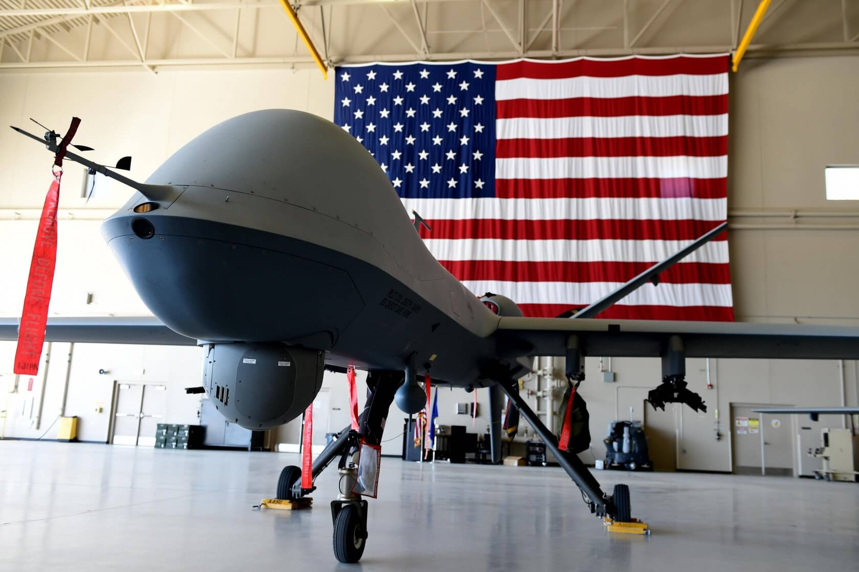 Low-paid workers unknowingly helped Google build controversial AI for military drones