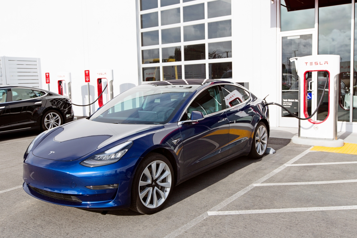 Tesla trims Model 3 prices for the second time in as many