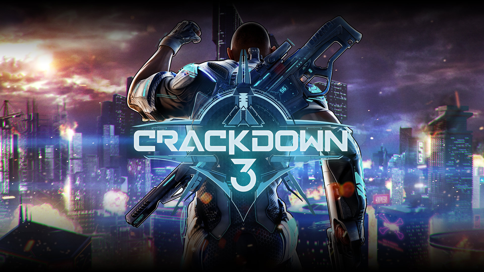 Crackdown 3 multiplayer test starts tomorrow on Xbox One and PC