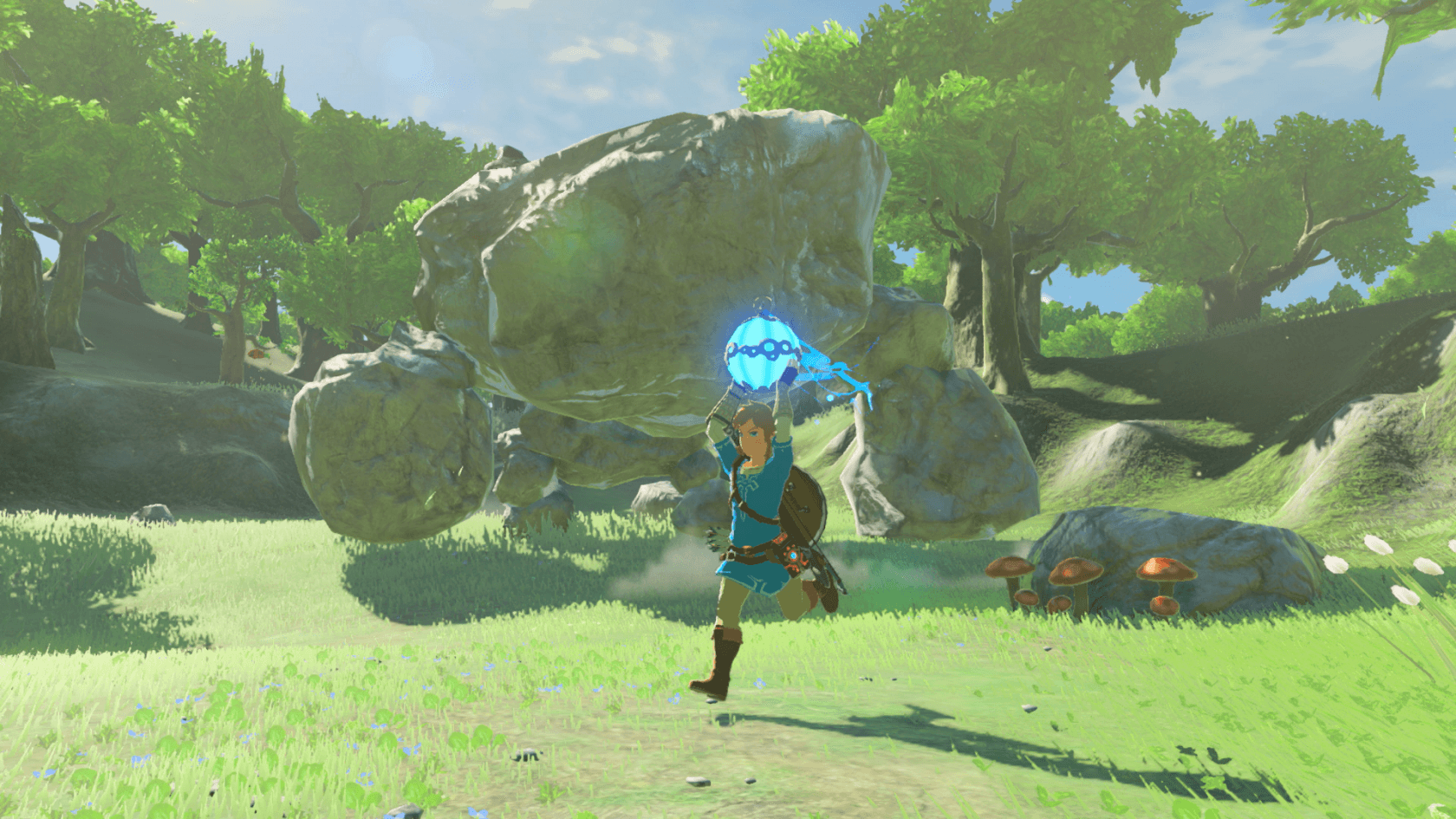 Legend of Zelda: Breath of the Wild PC Download  for Nintendo Archives