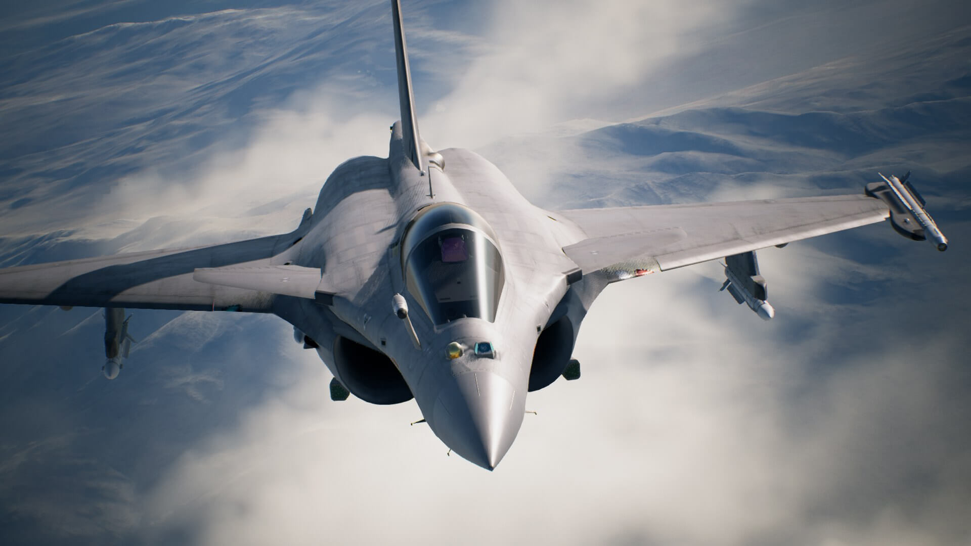 Real-life fighter pilot shares thoughts on Ace Combat 7