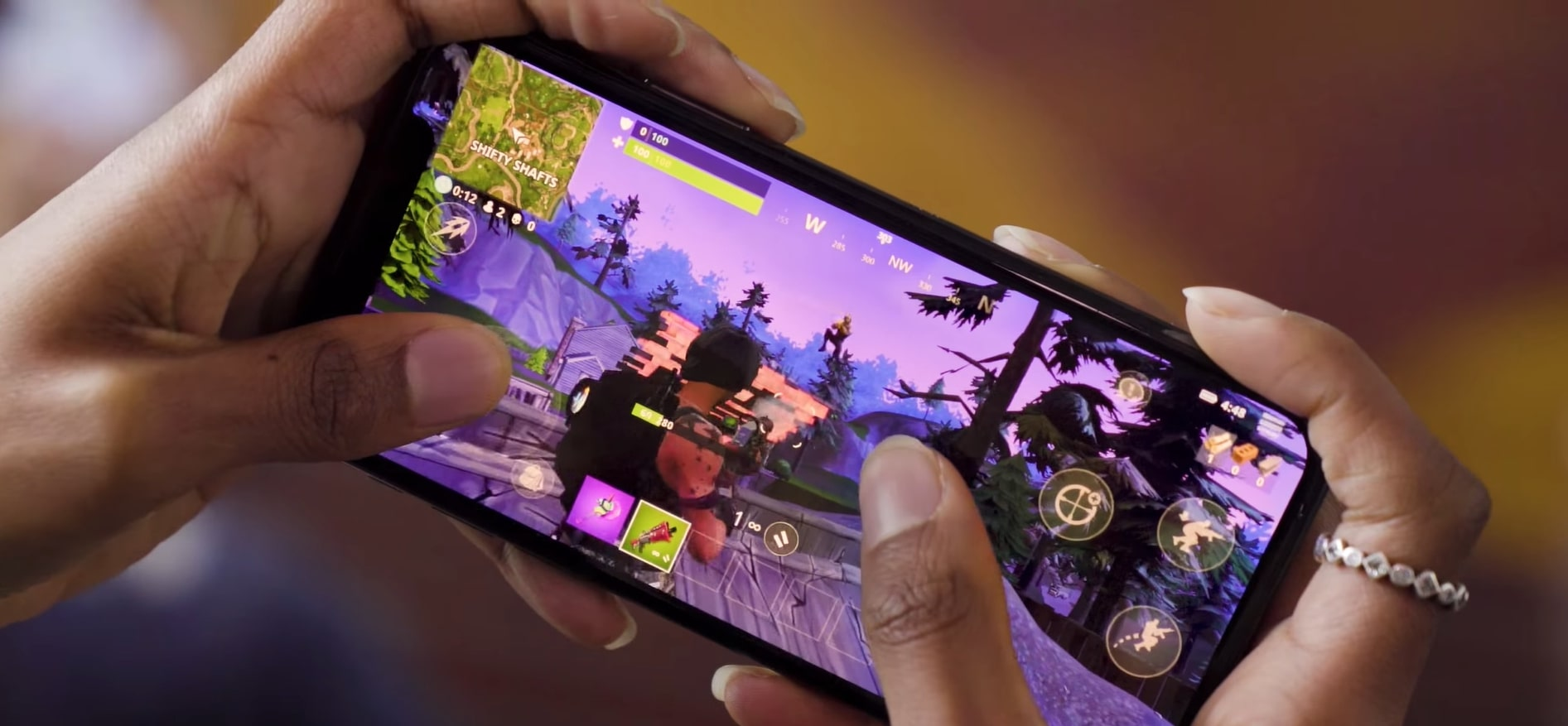 Epic Games sues Google after Fortnite is booted from the Play Store