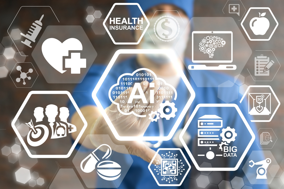 AI demonstrates competency as a physician assistant