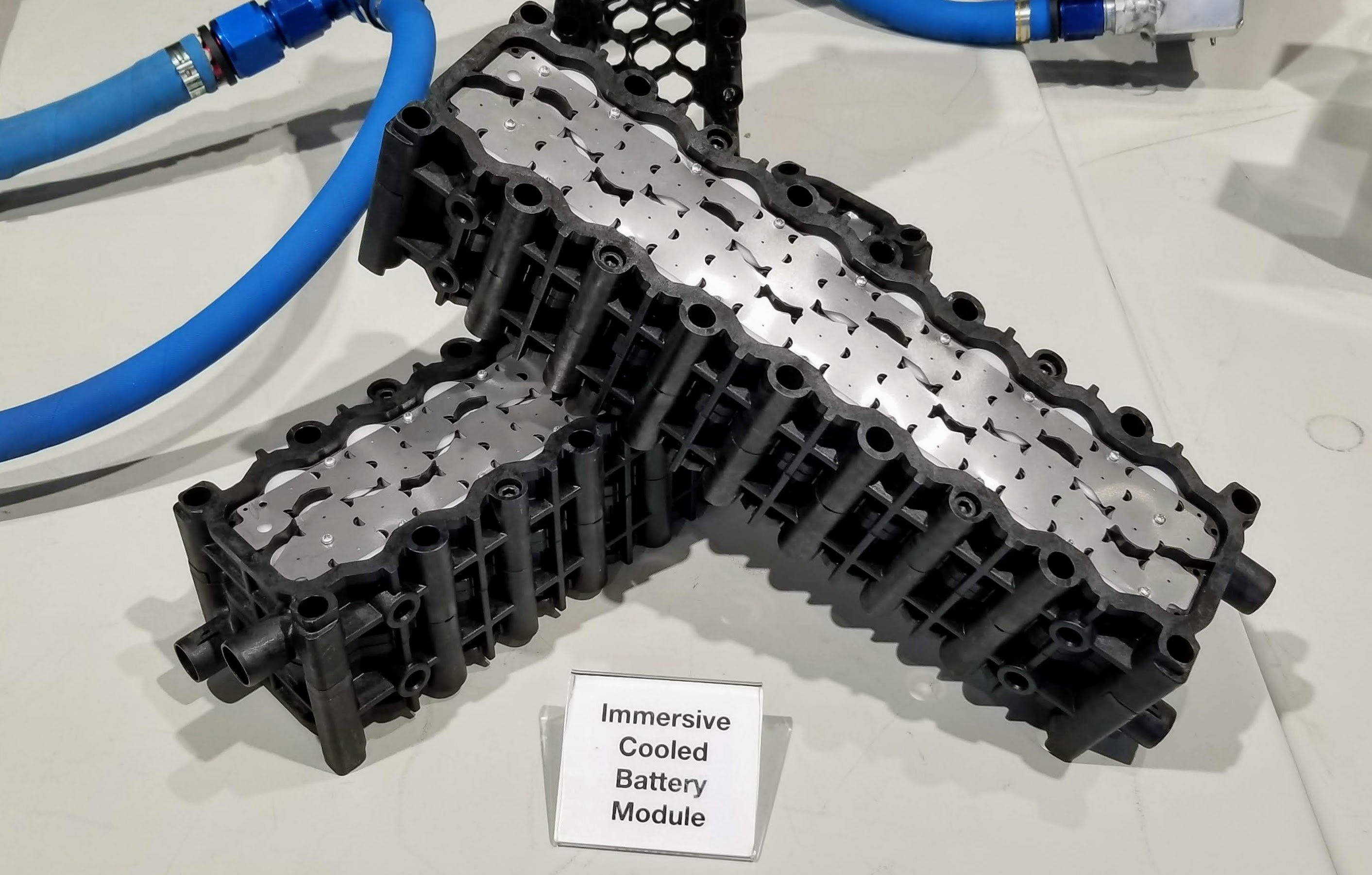 Immersion Cooling Could Make Electric Vehicle Batteries Far More Efficient