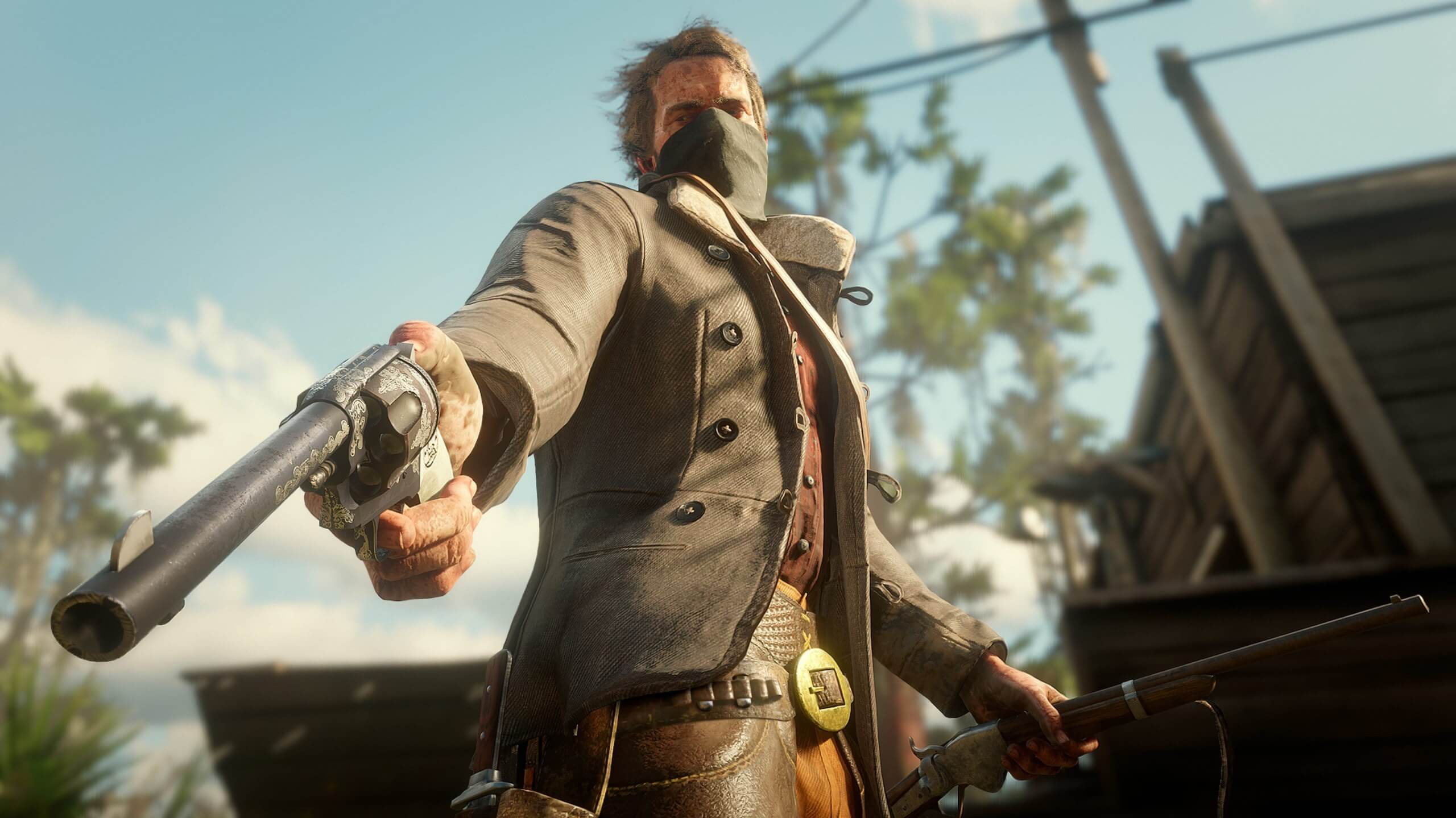 Griefing players is about to become harder in Red Dead Online