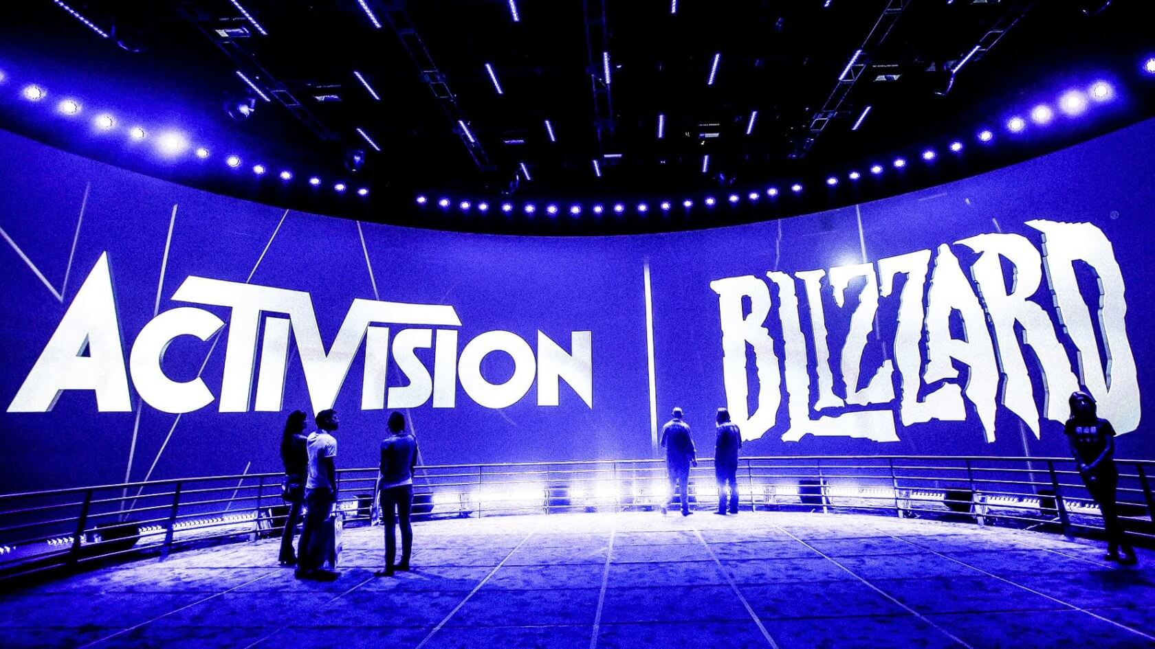 Activision Blizzard is laying off 775 people, or about 8% of its workforce