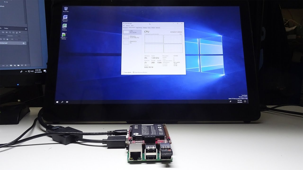 Your Raspberry Pi 3 can now run Windows 10 ARM - TechSpot