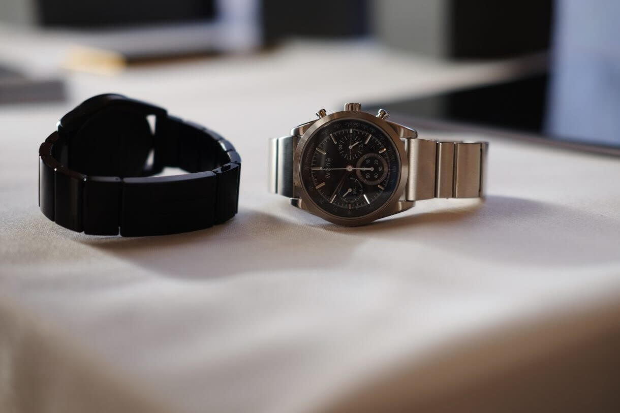 Sony's new Wena Strap turns any watch into a smartwatch