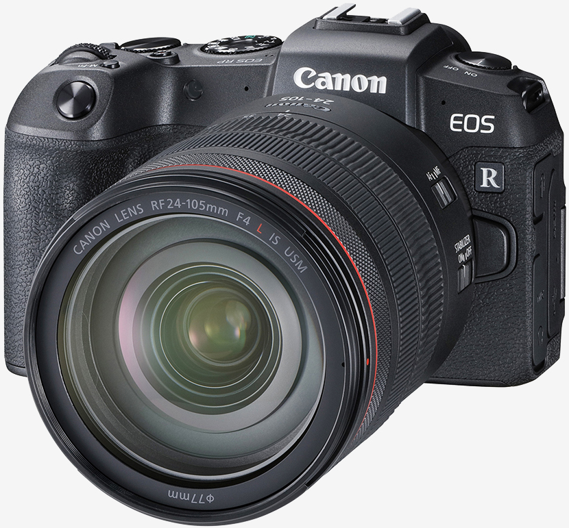 Canon's new EOS RP full-frame mirrorless camera is aggressively priced at $1,299