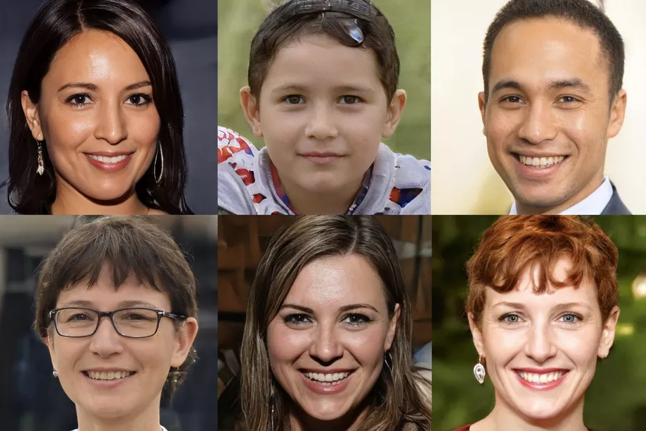 This Website Uses AI to Generate a Fake Human Face Every Two Seconds