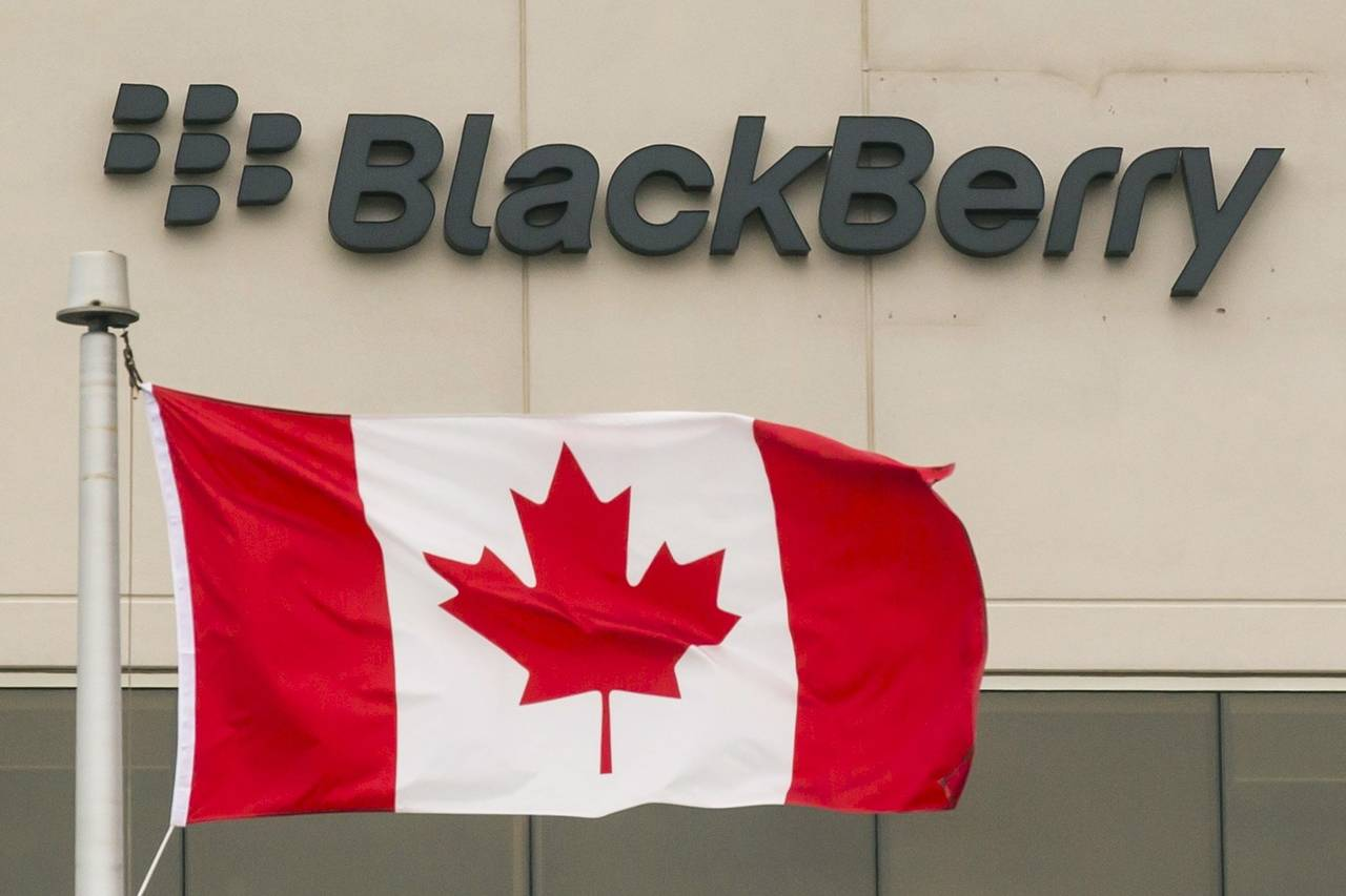 BlackBerry teams with Canadian government to invest $350 million into autonomous vehicle tech