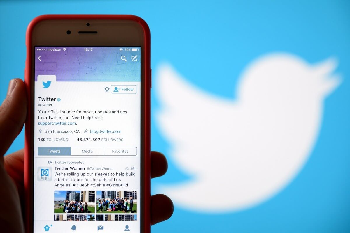 Twitter removed 130 accounts with links to Iran during US presidential debate