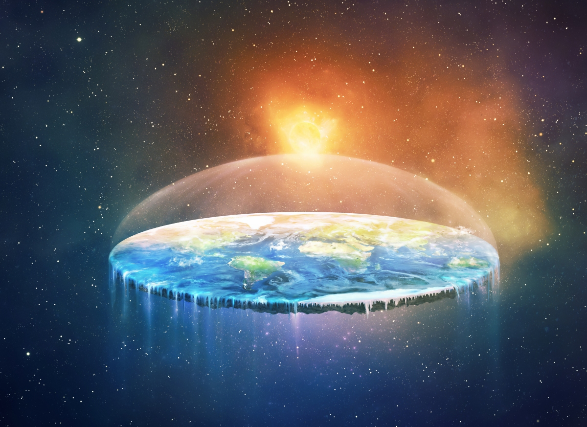 Study blames YouTube for spread of Flat Earth movement