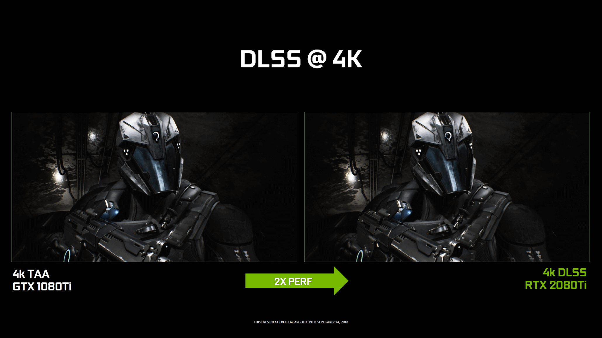 Nvidia acknowledges DLSS shortcomings and is working to fix
