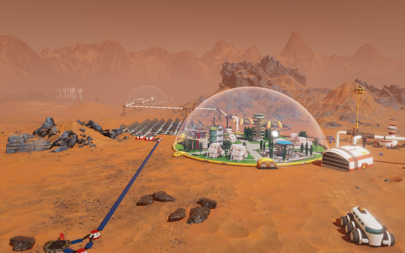 Paradox Brings Mods to Surviving Mars on Xbox One
