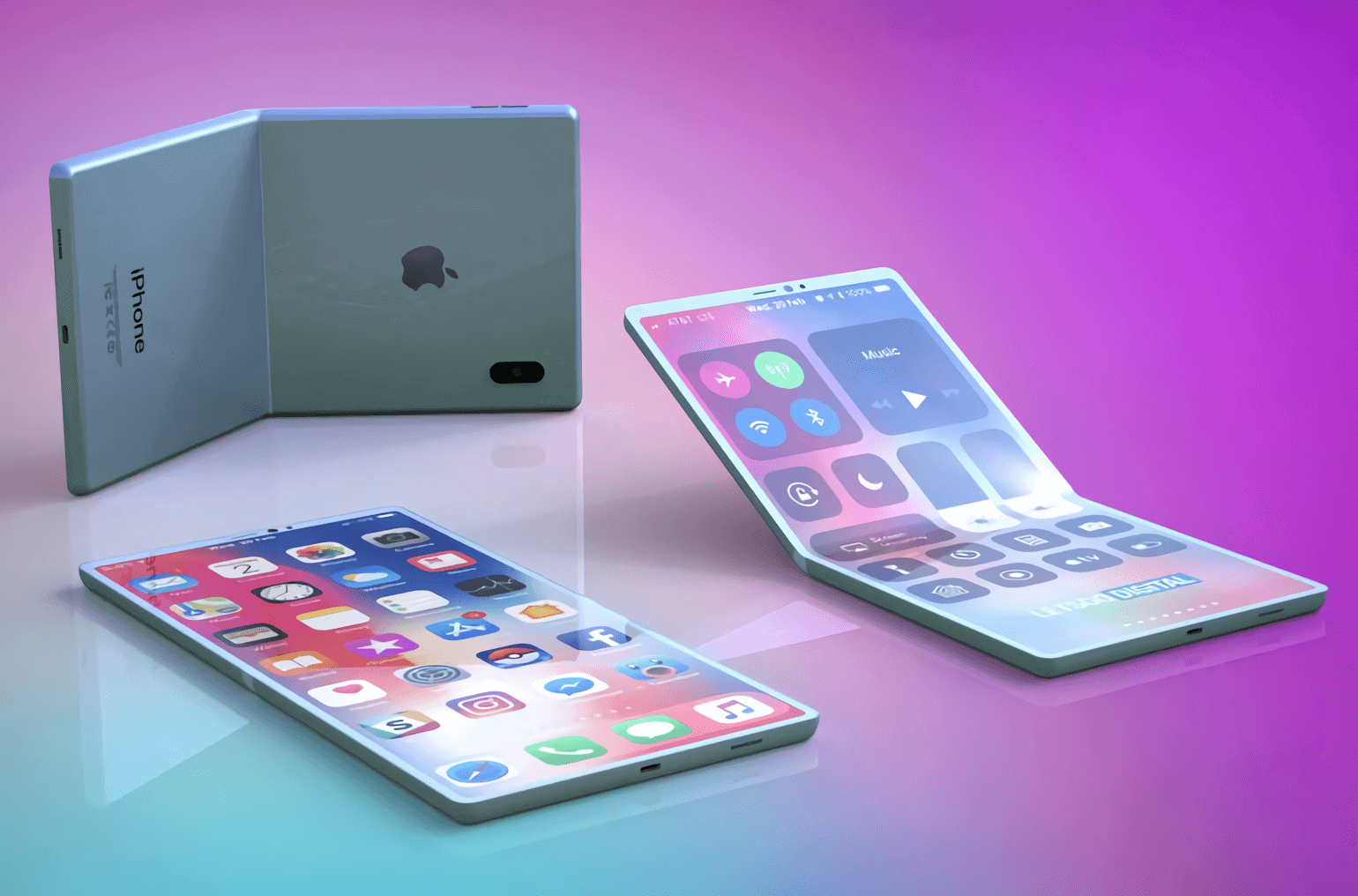 Apple S Foldable Phone Patent Does Not Guarantee We Will See More Bending Iphones