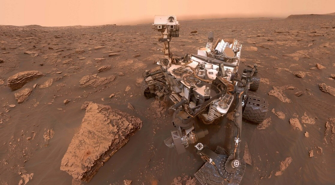 Curiosity rover gives NASA a scare, needed a reset - TechSpot