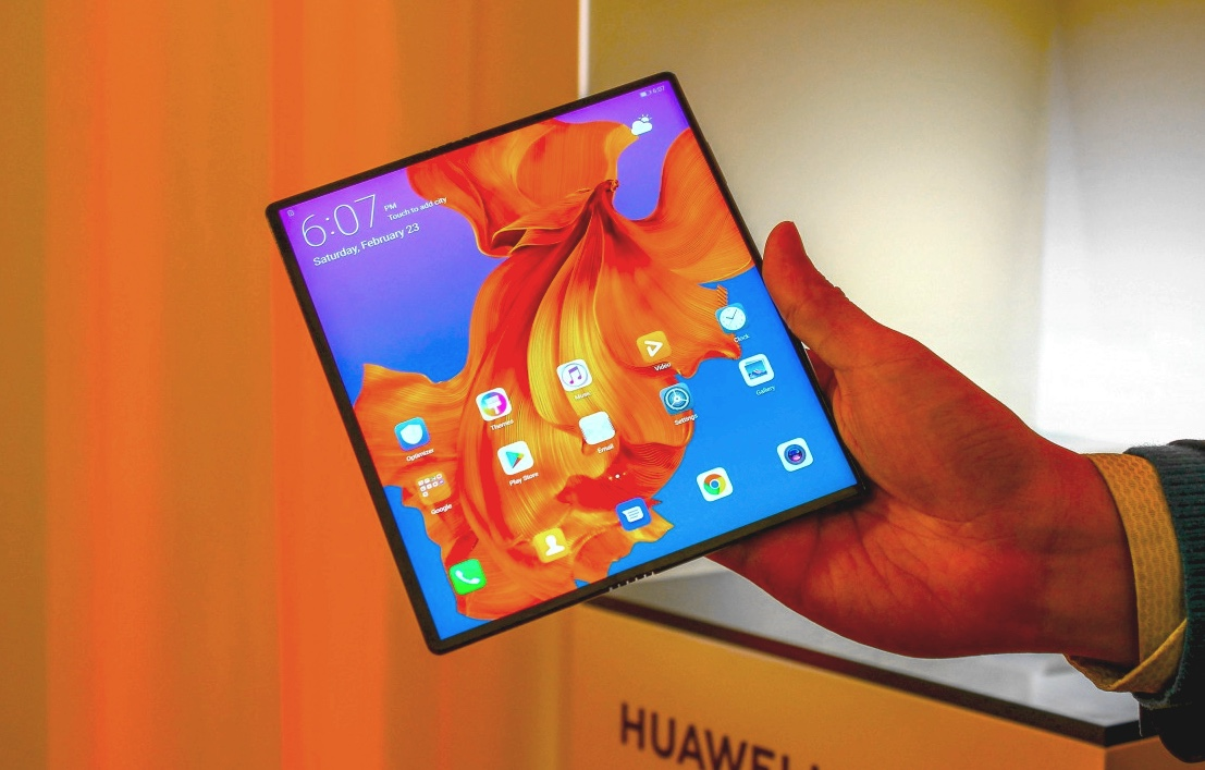 Huawei delays launch of Mate X to avoid Galaxy Fold-style issues