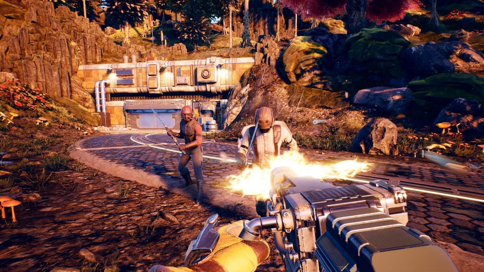 The Outer Worlds' release date may have temporarily appeared on ...