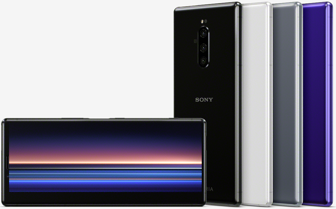 Sony says its unprofitable smartphone business is here to stay
