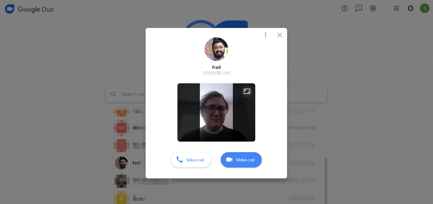 Google's 'Duo' video calling app is reportedly arriving for
