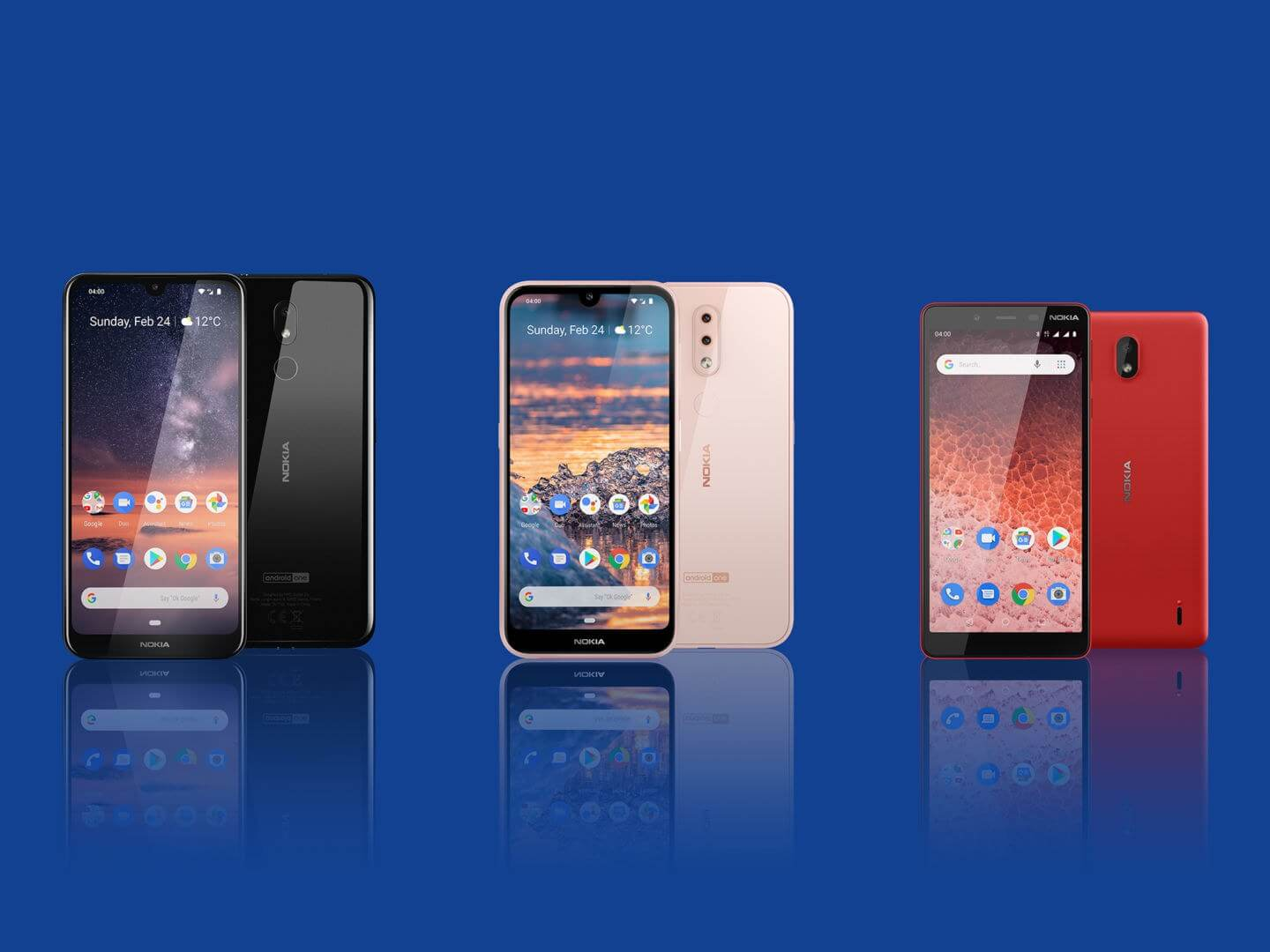 Nokia's Android One phones offer some enticing features for under