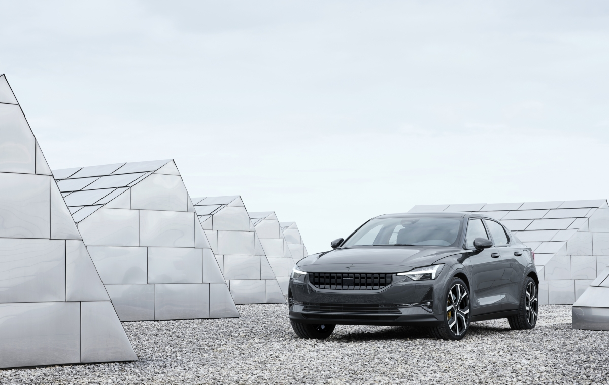 New Polestar 2 unveiled as AWD electric five-door fastback
