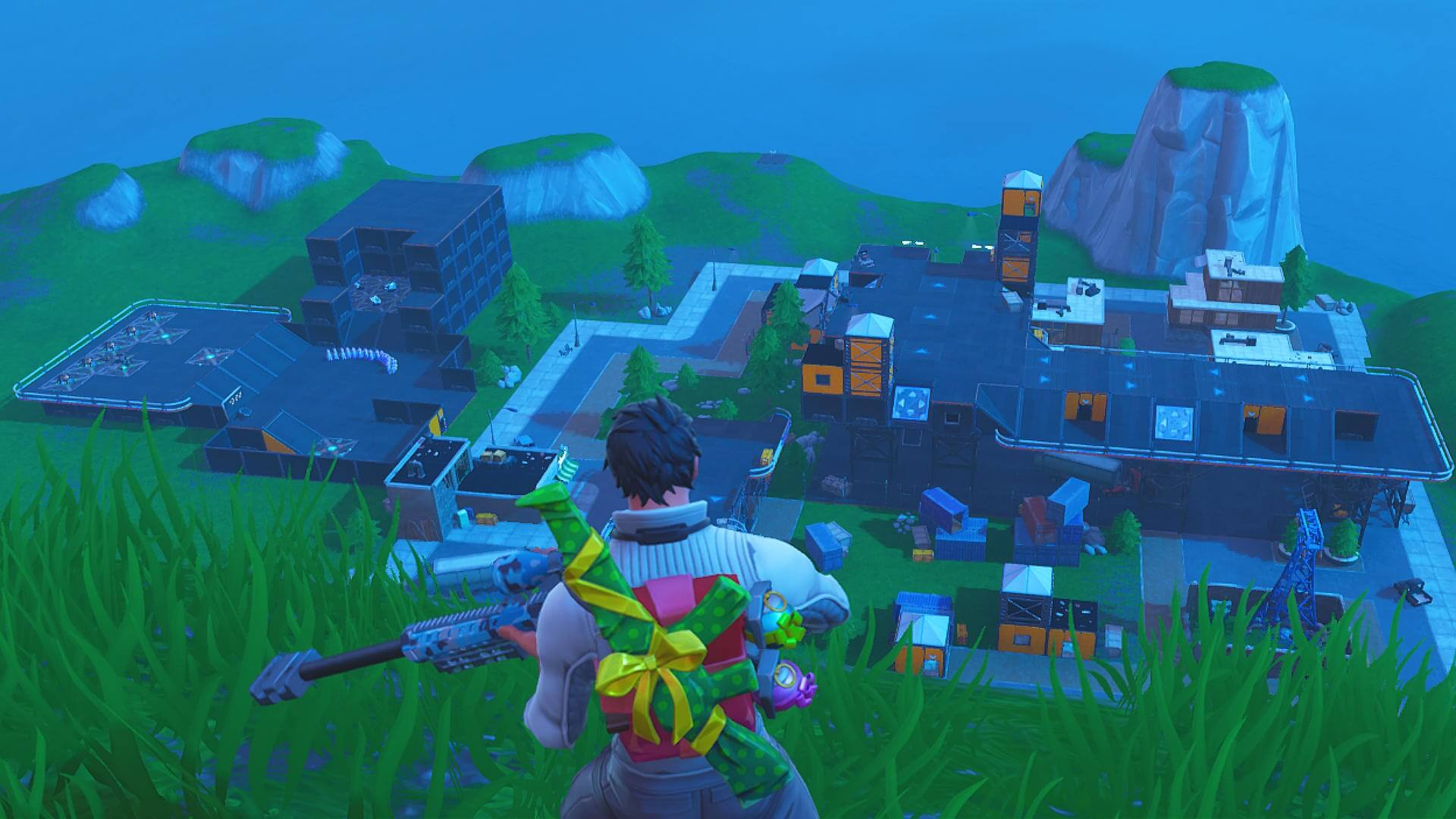 Weezer World is an island in 'Fortnite' featuring music from