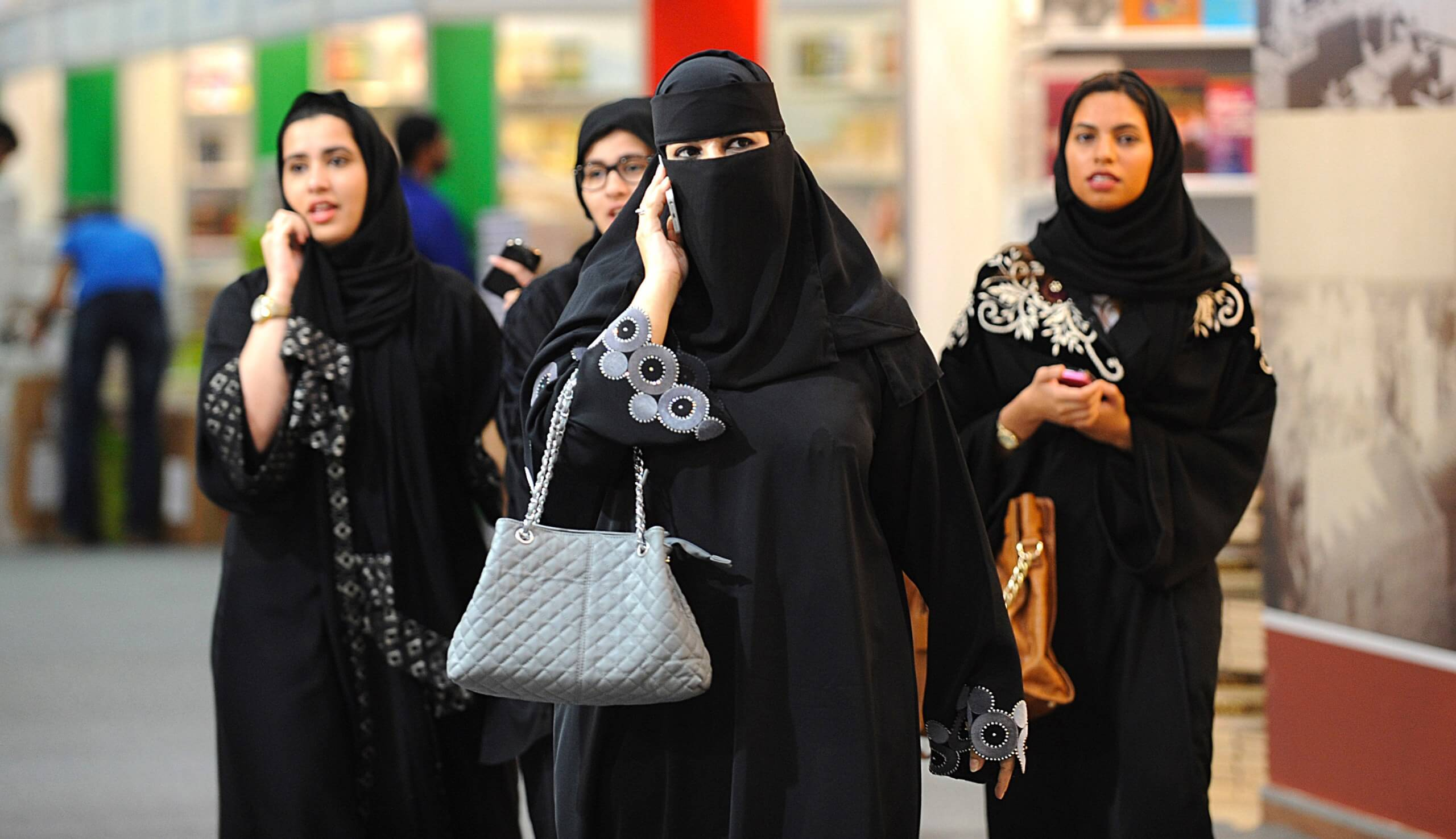 Saudi app that lets men track women cleared for sale by Google