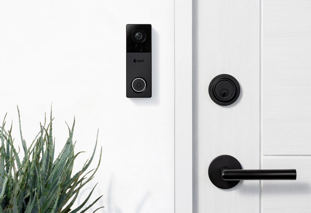 August View wireless video doorbell supports 1440p recording, launches this month for $229