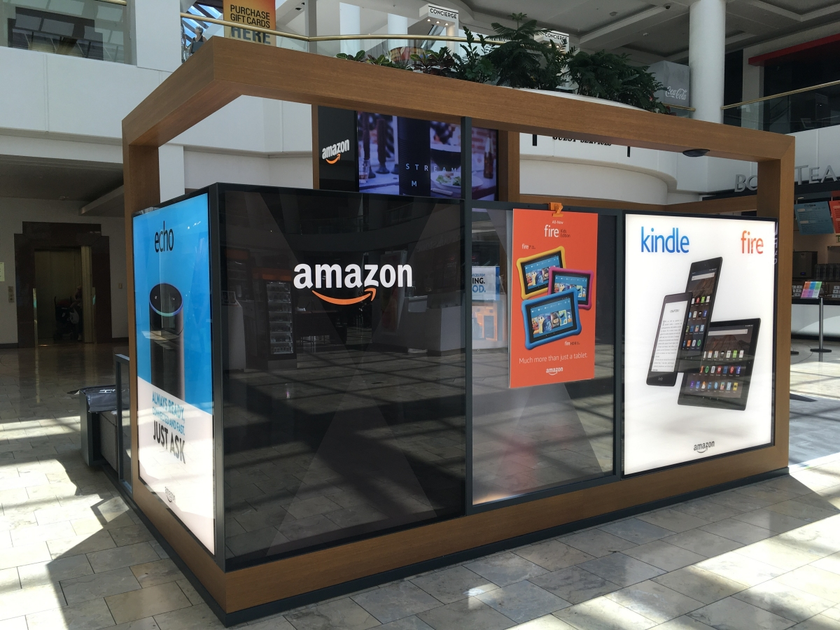 Amazon Is Closing 87 US Pop-Up Electronics Stores Next Month