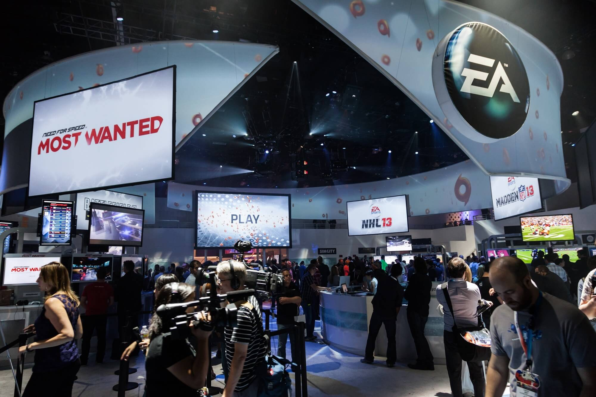 EA says it won't hold an E3 press conference this year