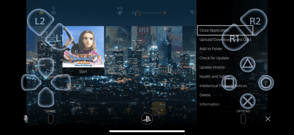 Sony's 'PS4 Remote Play' arrives on iOS, lets you play PS4