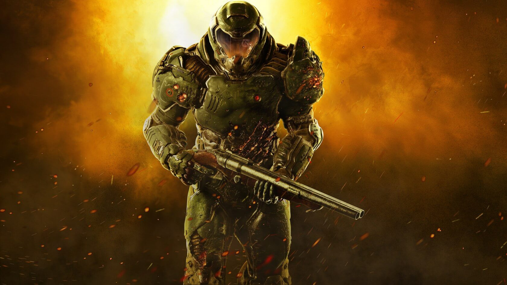 Universal Drops Its First Doom Annihilation Trailer Techspot