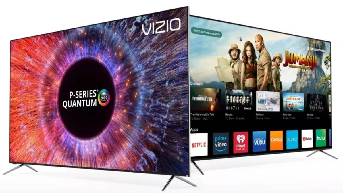Vizio plans to use future generation TVs for targeted ad
