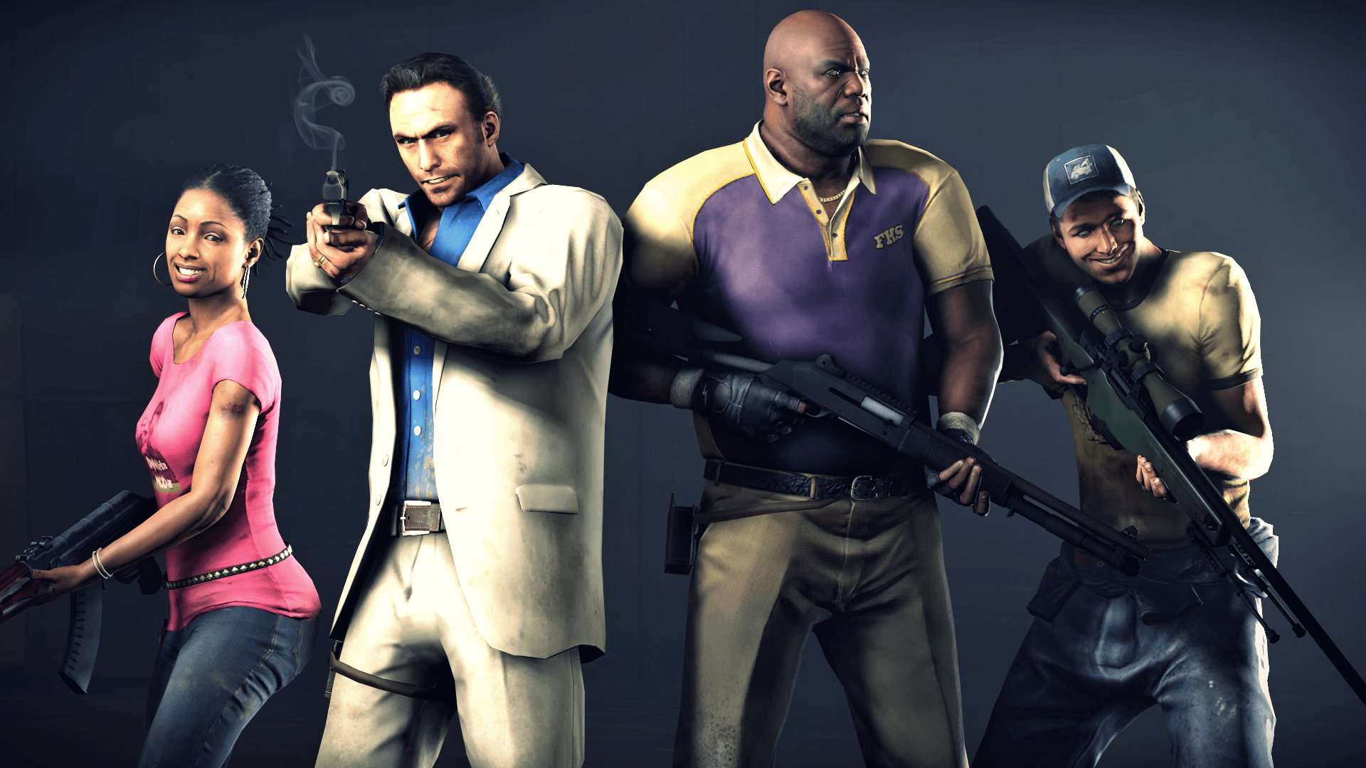 Left 4 Dead Makers Are Back With A New Zombie Game