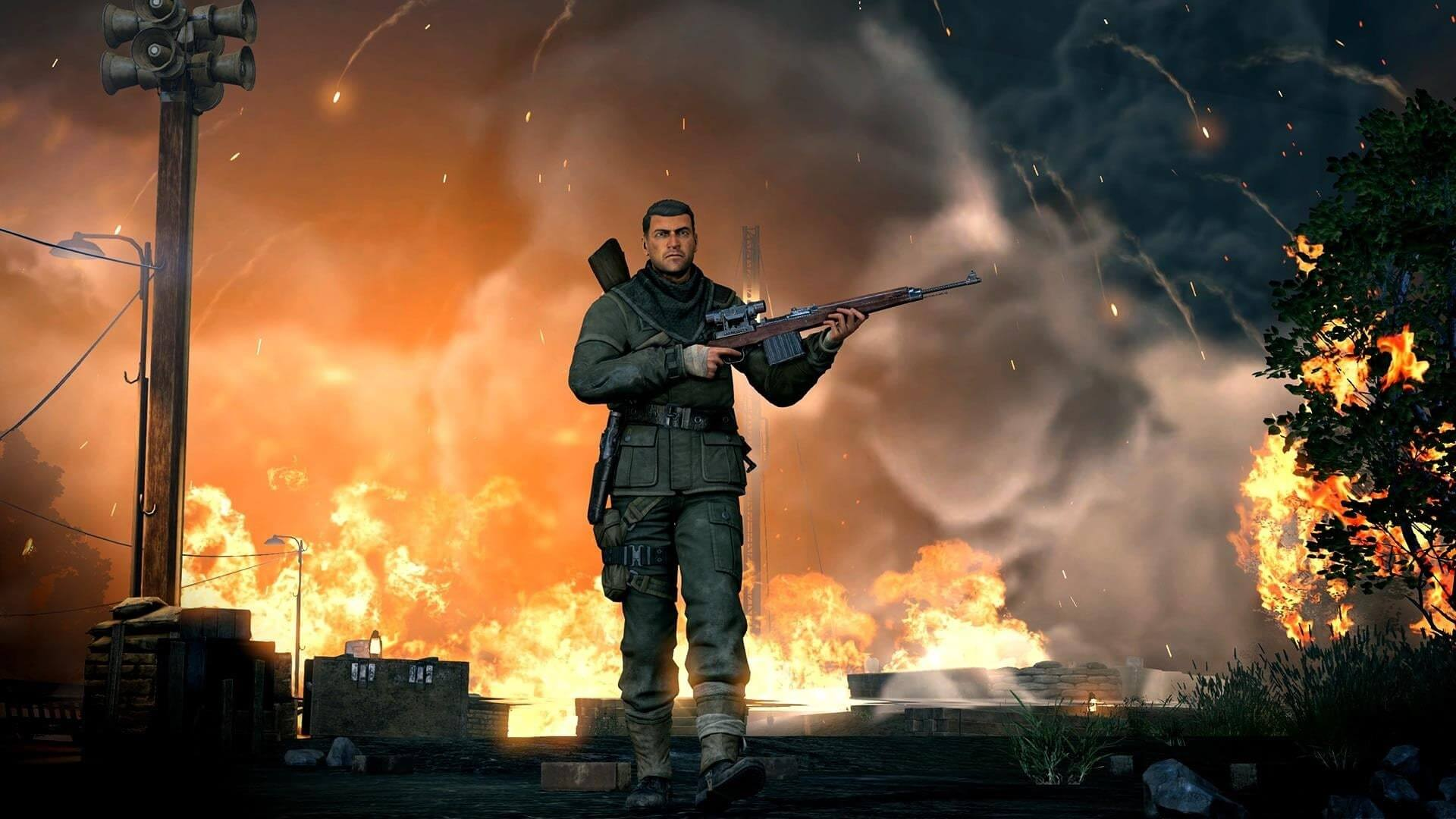 A Ton Of SNIPER ELITE Is On The Way!