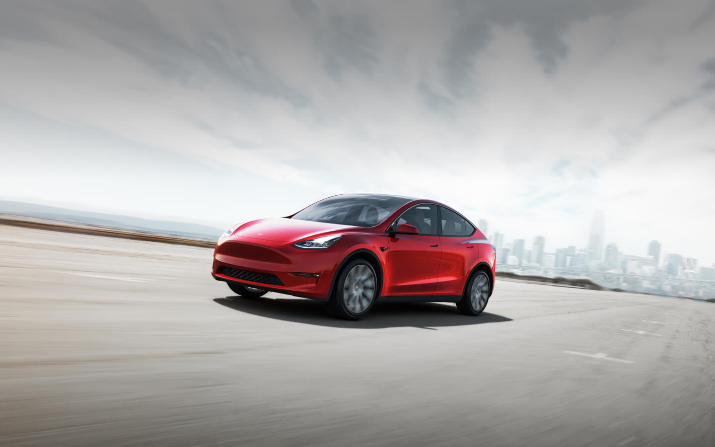 Tesla Finally Reveals The Model Y