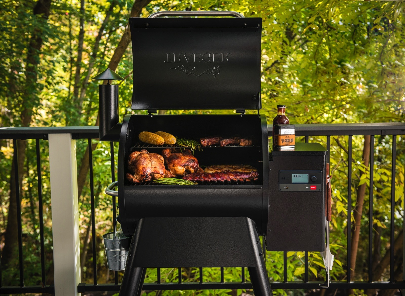 Traeger Is Integrating Wi Fi Into Grills In Ways That