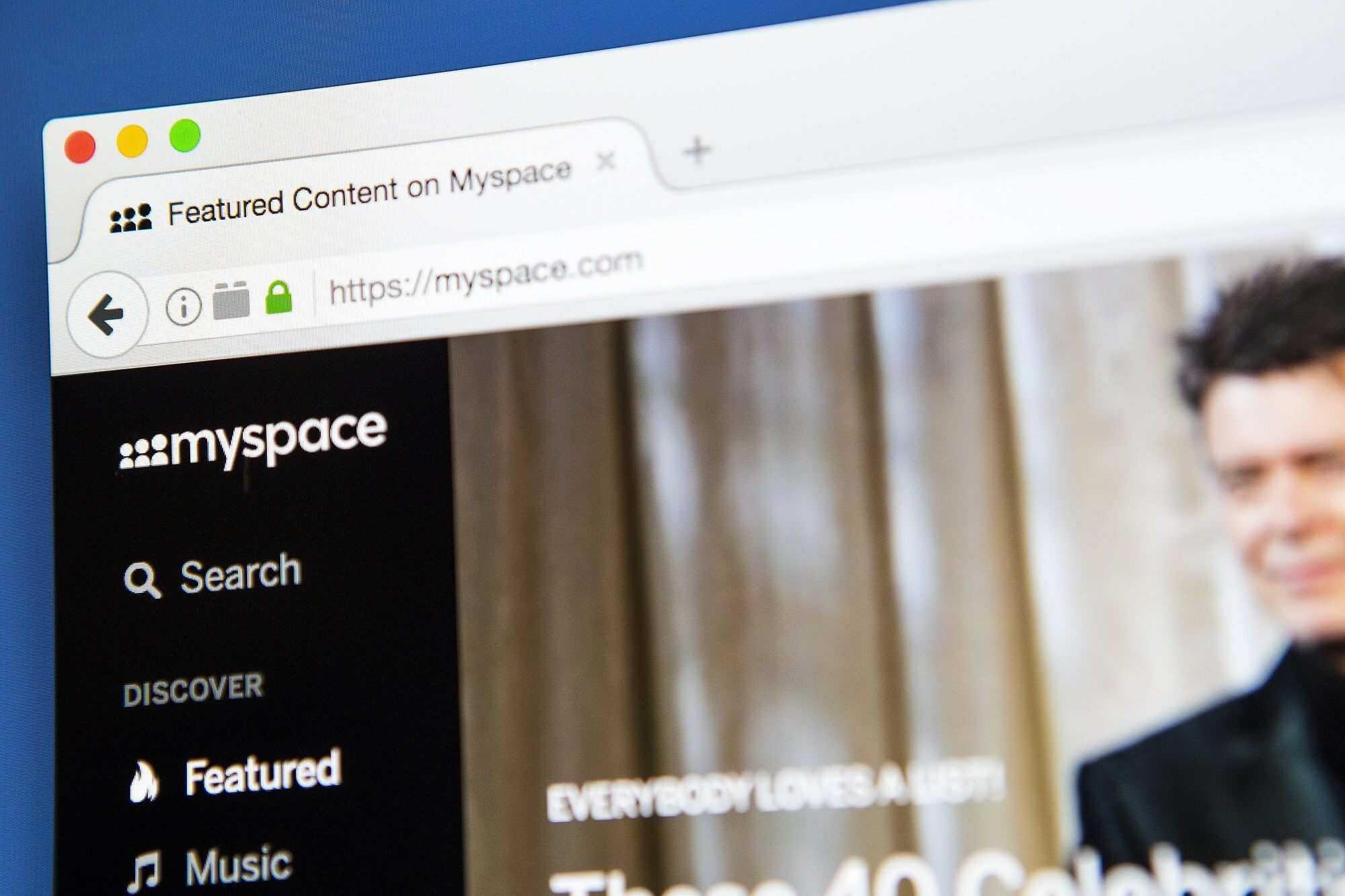 MySpace has lost 12 years worth of music